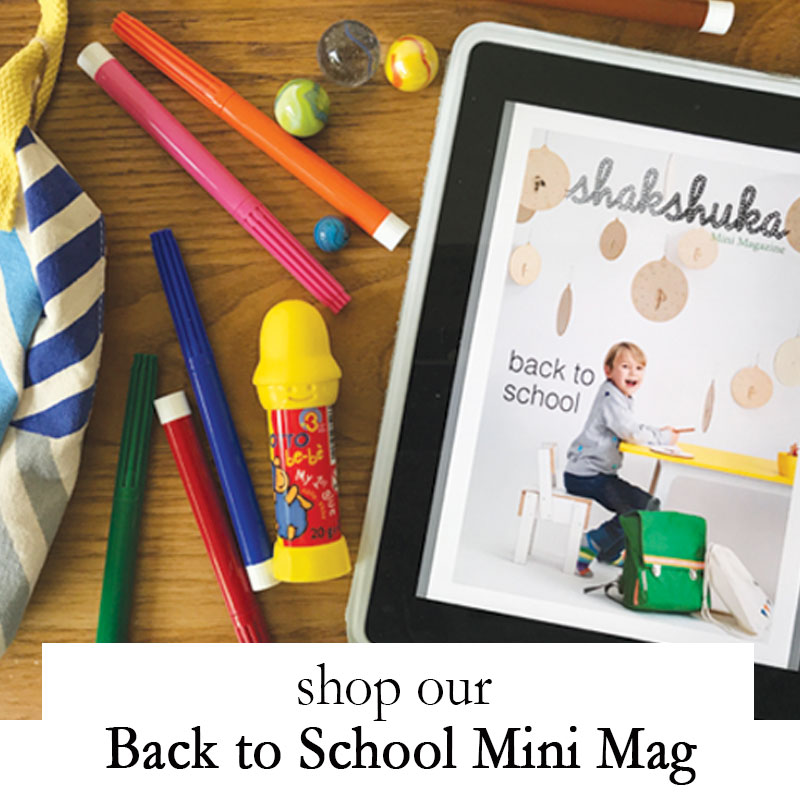 Back to School Mini Magazine